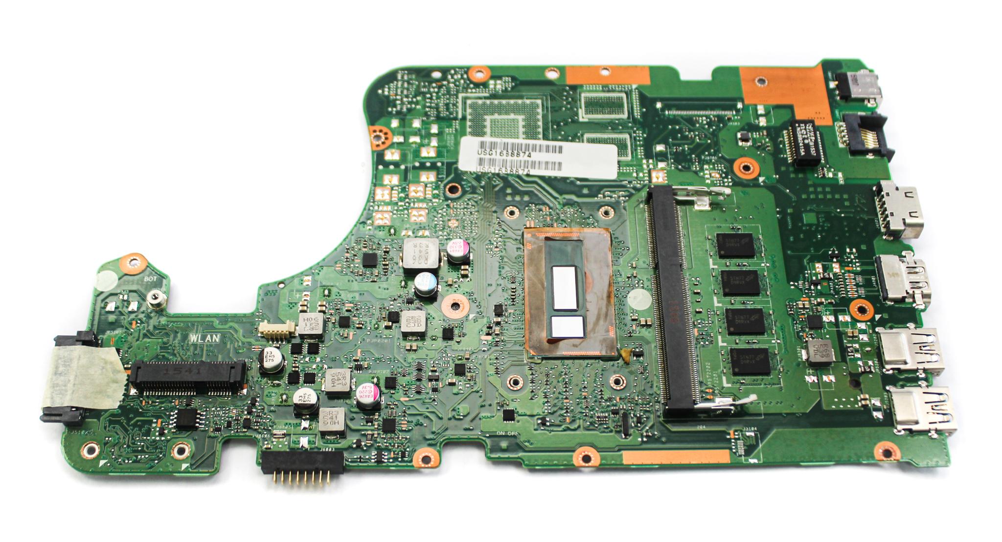 Asus 60NB0650-MB9210 Motherboard /w i7-5500U CPU /f X555L Series Laptop